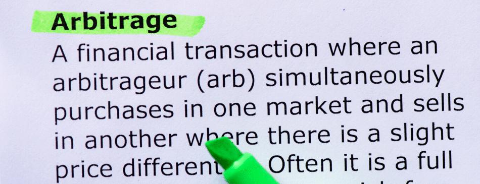 Dividend Arbitrage 950x600