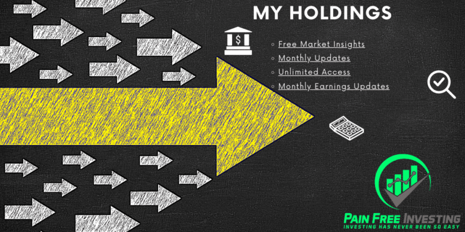 My Holdings Page Image