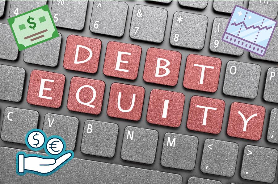 Debt vs Equity Funds 900x900