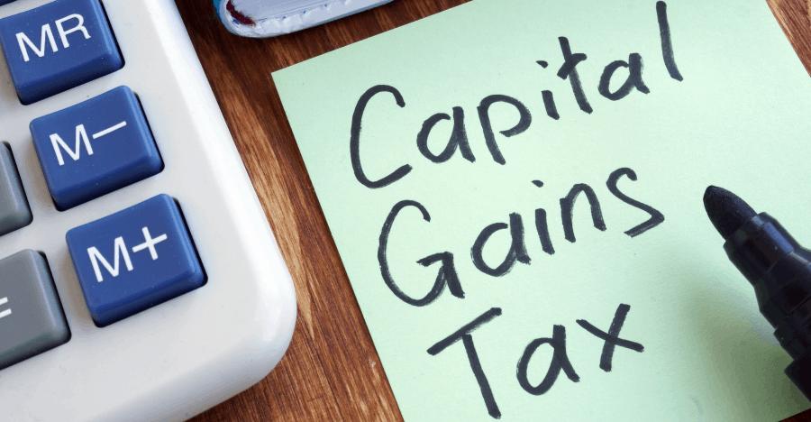 Capital Gains Tax Calculation Work Through 900x900