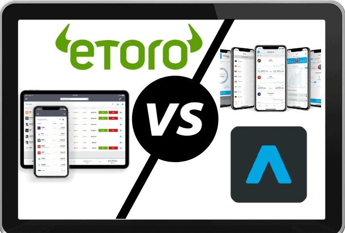 eToro vs Trading 212 900x900